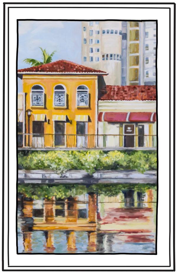 Featured Artist: Laura Chelini, original oil paintings