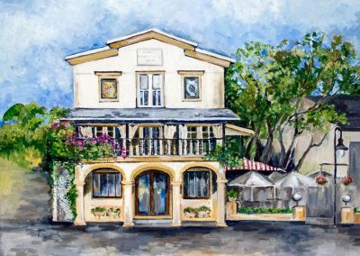Campiellos on 3rd Street by Laura Chelini