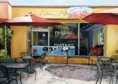 5th Avenue Family Custard by Laura Chelini